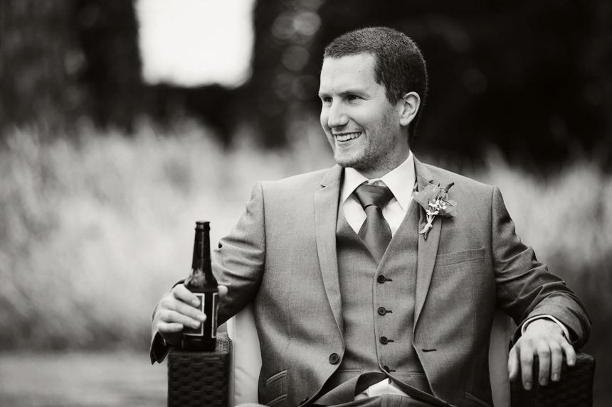 best man pre-wedding