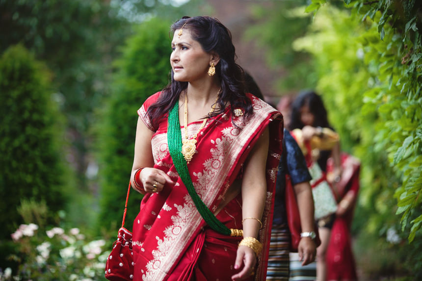 Nepalese traditional clothes