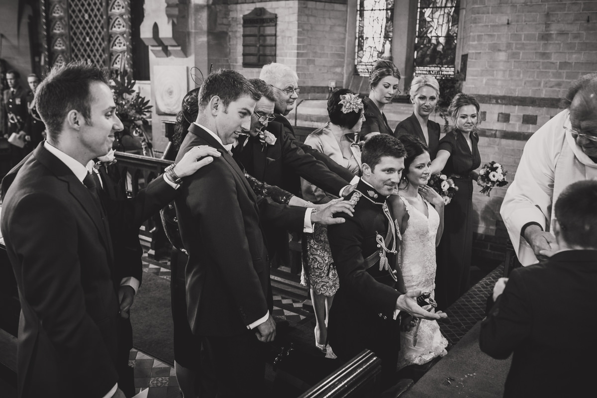 blessing of the marriage