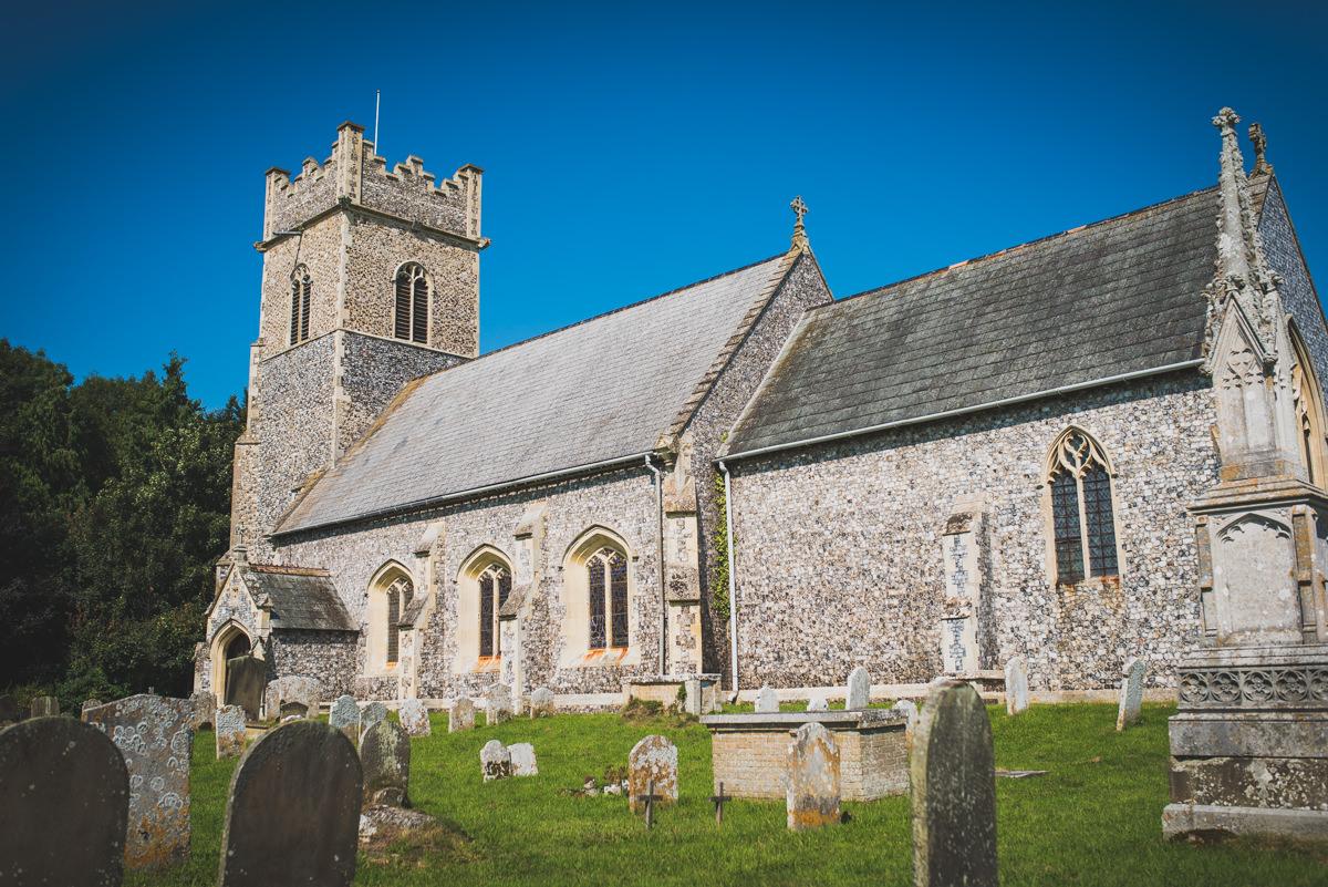Somerleyton Church
